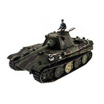 Радиоуправляемый танк Taigen 1:16 Panther TYPE F HC 2.4 Ghz (пневмо) 1FHC-IR
