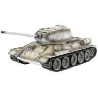 Радиоуправляемый танк Taigen 1:16 T34-85 (зимний) 2.4 Ghz (пневмо)