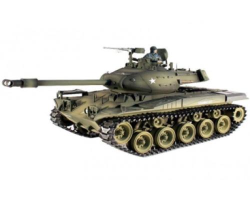 Радиоуправляемый танк Taigen 1:16 M41A3 Bulldog PRO 2.4 Ghz (пневмо)