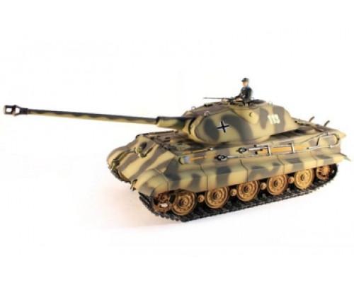 Радиоуправляемый танк Taigen 1:16 KingTiger HC 2.4 Ghz (пневмо)