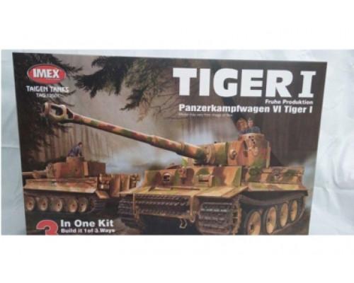Радиоуправляемый танк Taigen 1:16 German Tiger 1 KIT