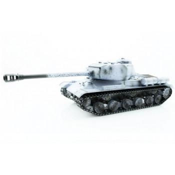 Радиоуправляемый танк Taigen ИС-2 модель 1944 (СССР) (зимний) RTR 1:16 2.4G