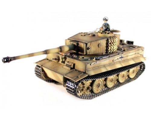 Радиоуправляемый танк Taigen 1:16 German Tiger 1 (поздняя версия) 2.4 Ghz (пневмо)