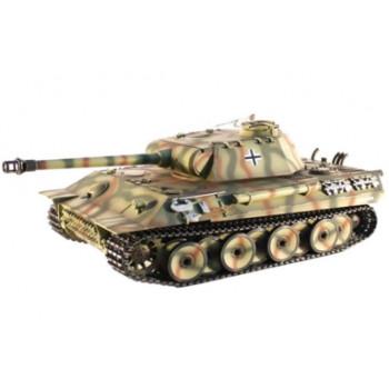Радиоуправляемый танк Taigen 1:16 Panther PRO 2.4 Ghz (пневмо)