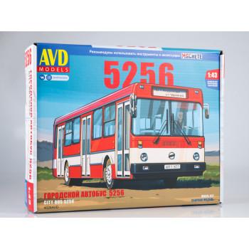 4026AVD Сборная модель Ликинский автобус 5256